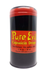 Pure Evil 9.6 Million SHU Capsaicin Drops