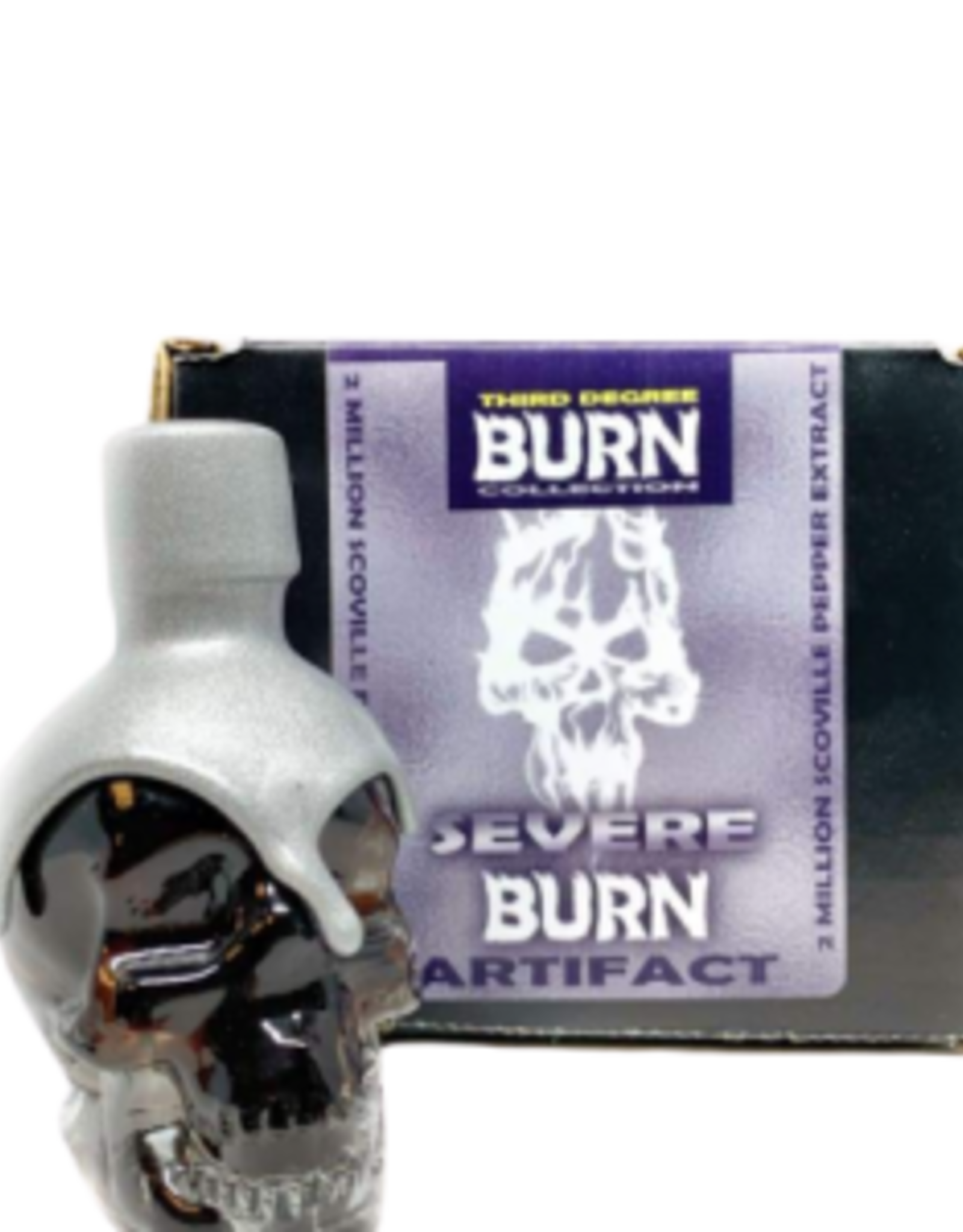 Severe Burn 2 Million Scoville Pepper
