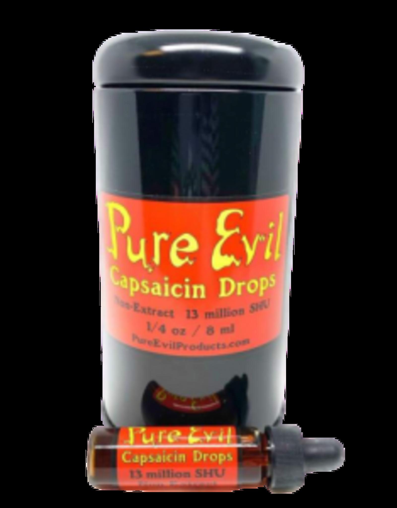 Pure Evil 13 Million SHU Capsaicin Drops