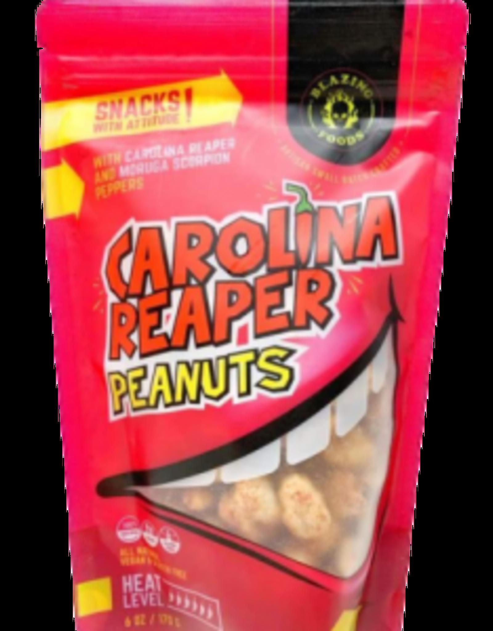 Blazing foods Blazing Food Peanuts Forte