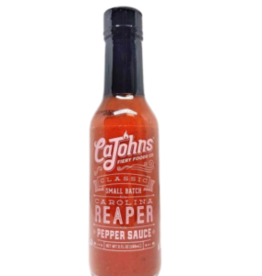 CaJohns Classic Small Batch Carolina Reaper