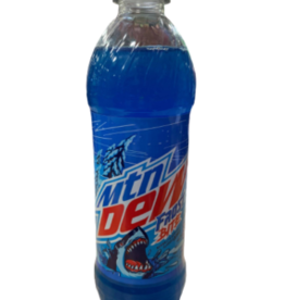Mountain Dew Frost Bite