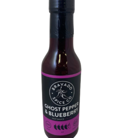 Bravado Ghost Pepper & Blueberry