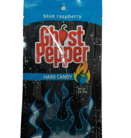 Ghost Pepper Candy – Blue Raspberry