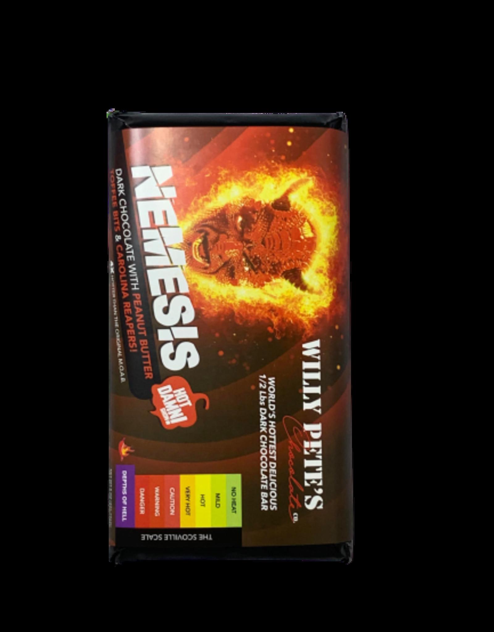 Willy pete's Nemesis