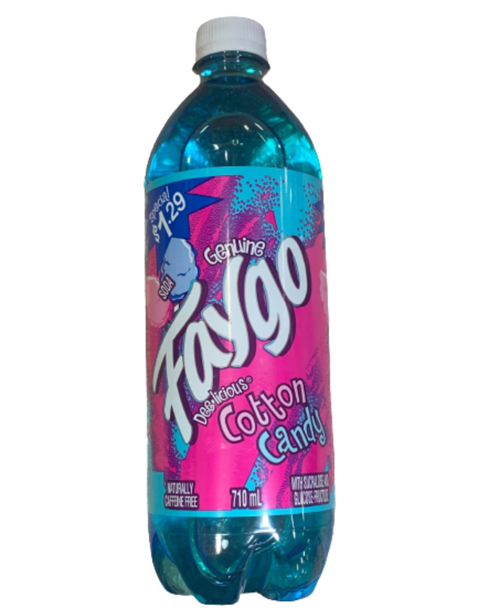 Faygo Cotton Candy