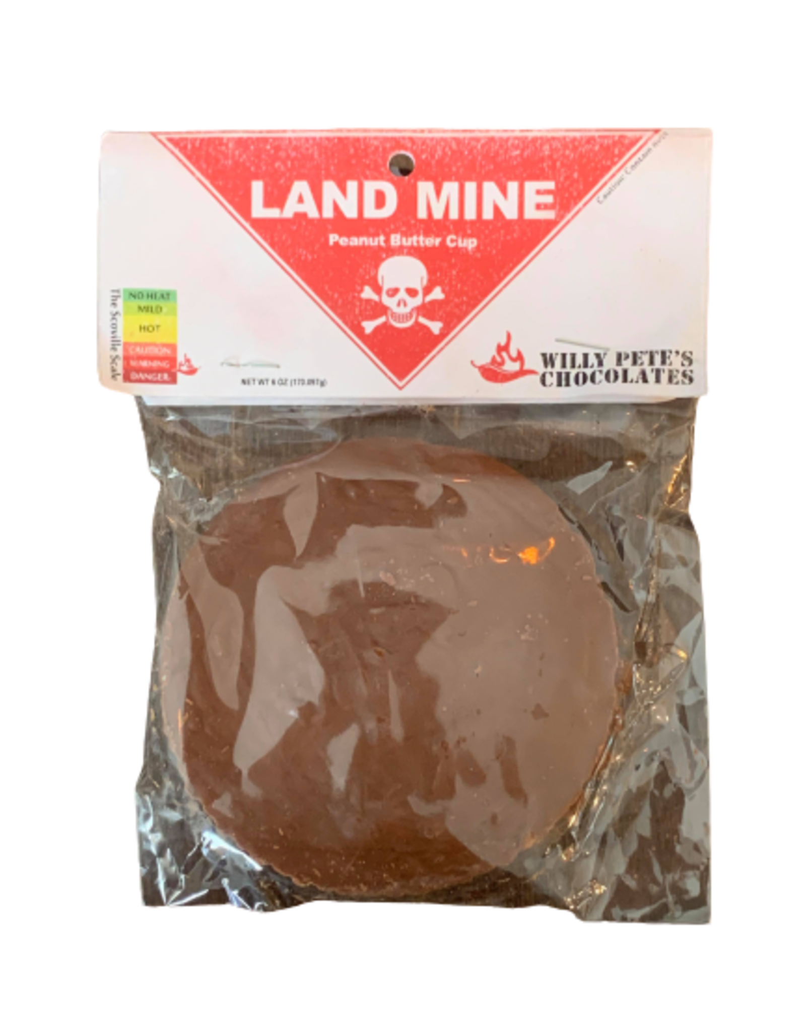 Willy pete's Land Mine