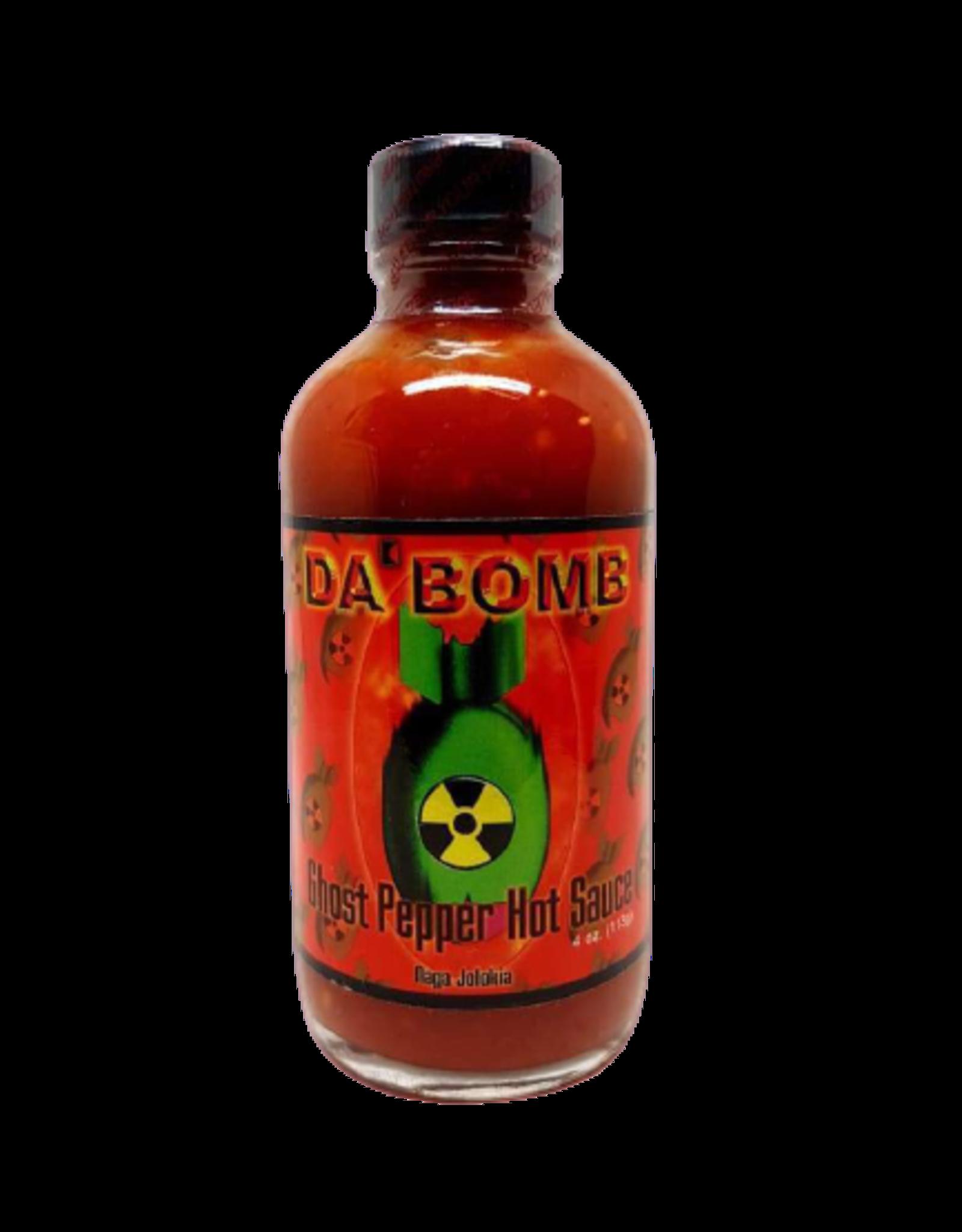 Da Bomb Ghost Pepper