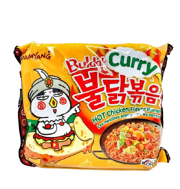 Samyang Buldak Curry