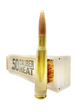 50 Caliber Heat Ghost Pepper Salt