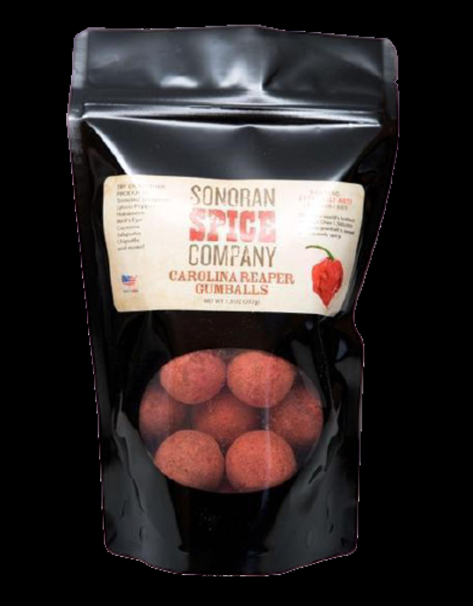 Carolina Reaper Spicy Candy Gumballs 25x