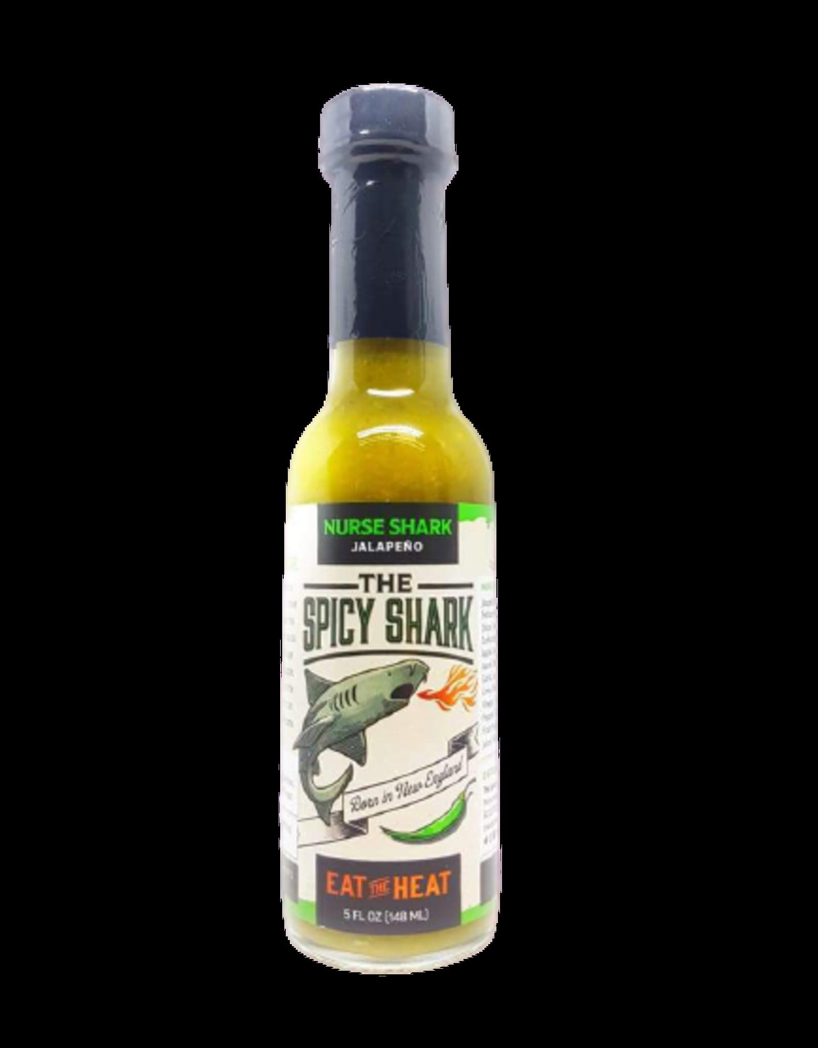 The Spicy Shark Nurse Shark