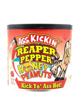 Ass Kickin' Reaper  Honey Peanuts
