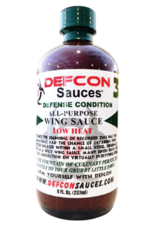 Defcon 3 Low Heat All-Purpose Wing Sauce