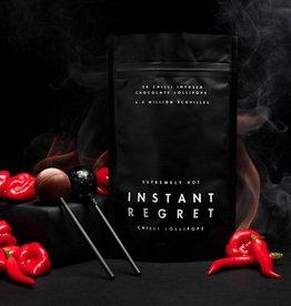Instant Regret Chilli Chocolat 2x Lollipops Challenge