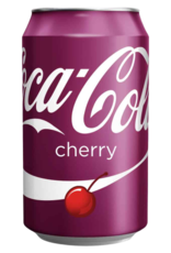 Coca Cola Cherry (UK)