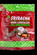 Sriracha Spicy & Hot Dark Chocolate Almonds