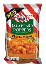 TGI Friday Jalapeno Poppers