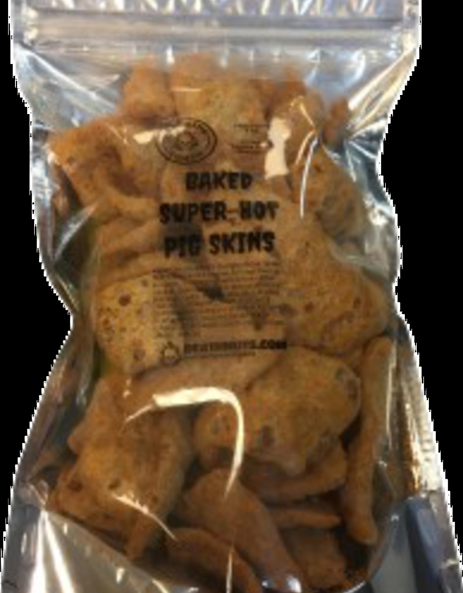 Baron foods Baked Pork Skins Reaper Style