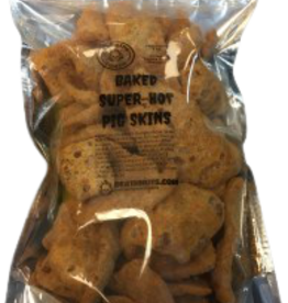 Baron foods Baked Pork Skins Reaper Style
