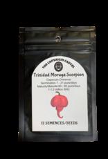 12 Semences Trinidad Moruga Scorpion