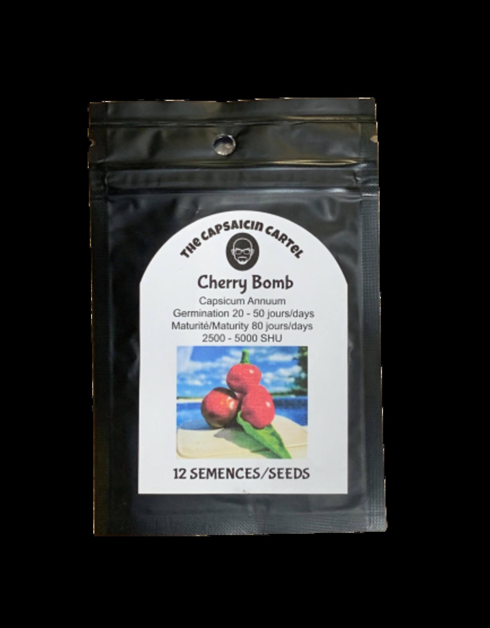 12 Semences  Cherry Bomb