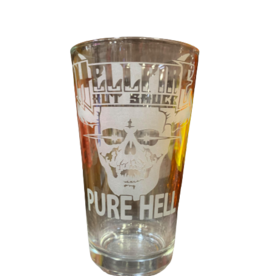Pure Hell 16 oz Very Limited Edition Pint Glass