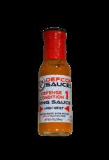 Defcon 1 Hot Heat All-Purpose Wing Sauce