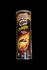 Pringles Hot & Spicy EU