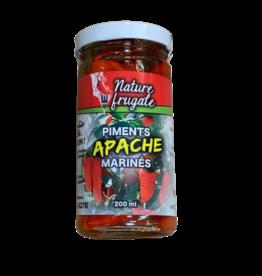 Piments Marinés Apache