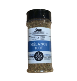 Britannia Mills Rub Mélange 100T