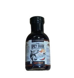 The Spicy Shark Hot Maple Syrup
