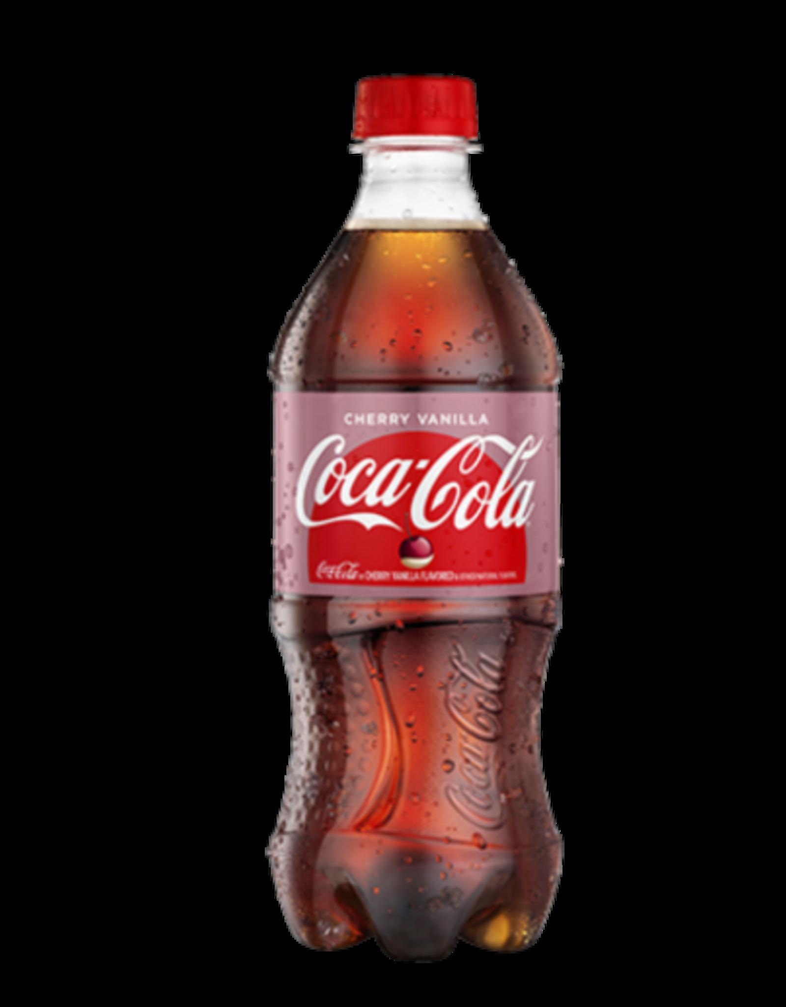 Coca Cola Cherry Vanilla