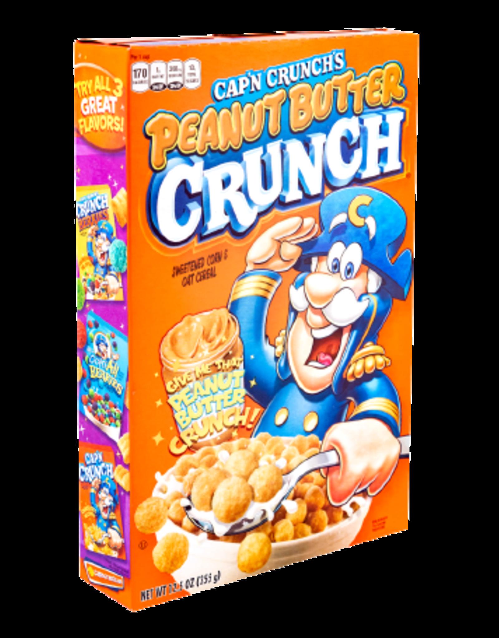 Cap'N Crunch's Peanut Butter