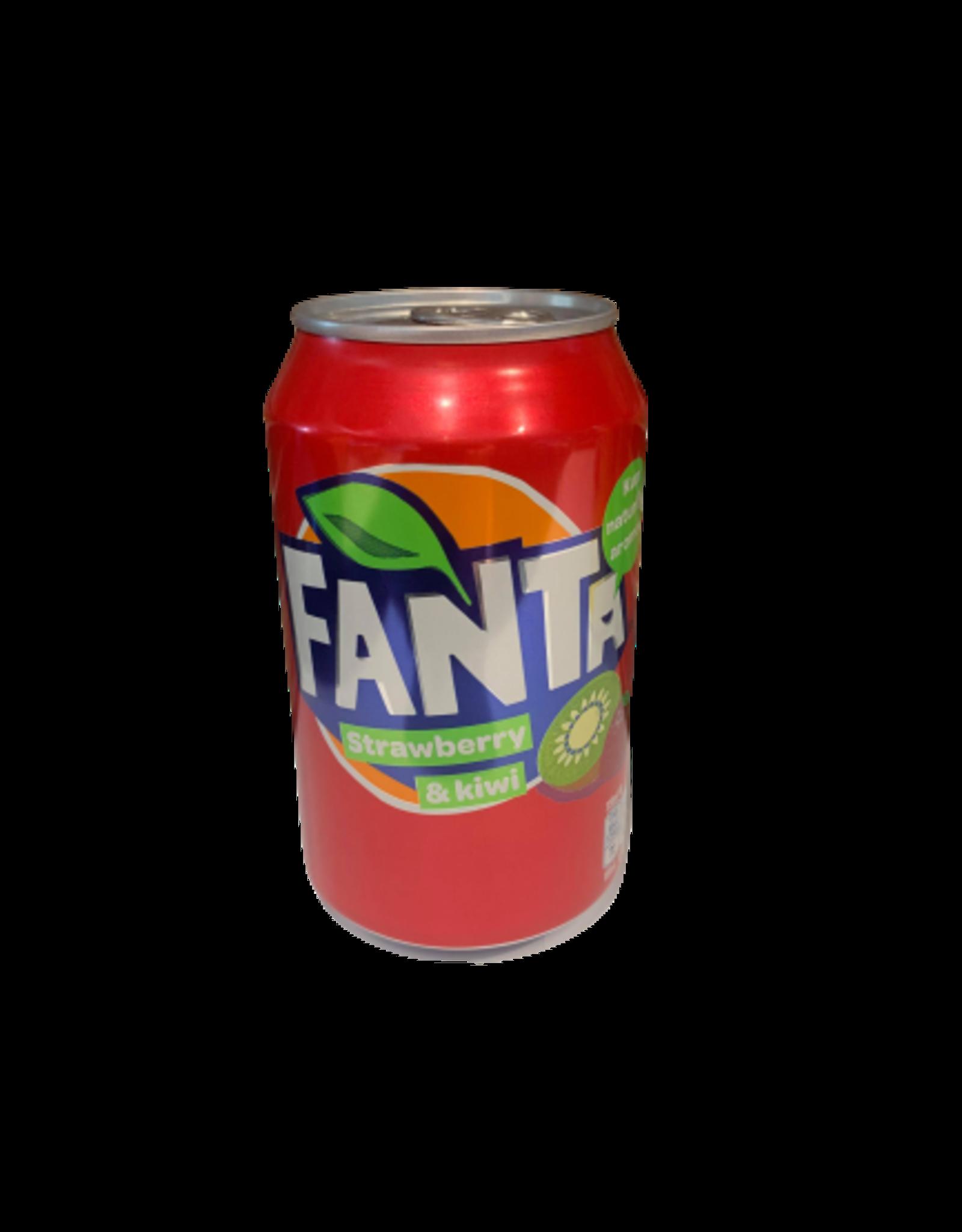 Fanta Fraise Kiwi