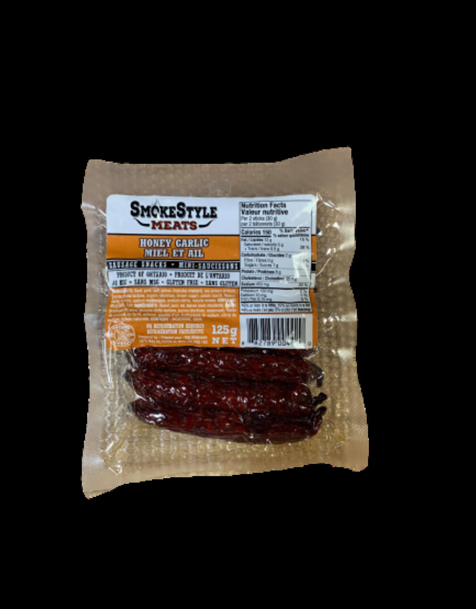 Honey Garlic Sausage 8pk