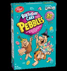 Post Birthday Cake pebbles