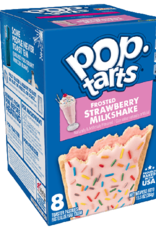 Pop Tarts Frosted Strawberry Milkshake (PACK DE 2)