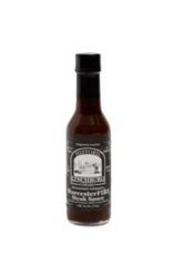 Historic Lynchburg WorcesterFIRE sauce