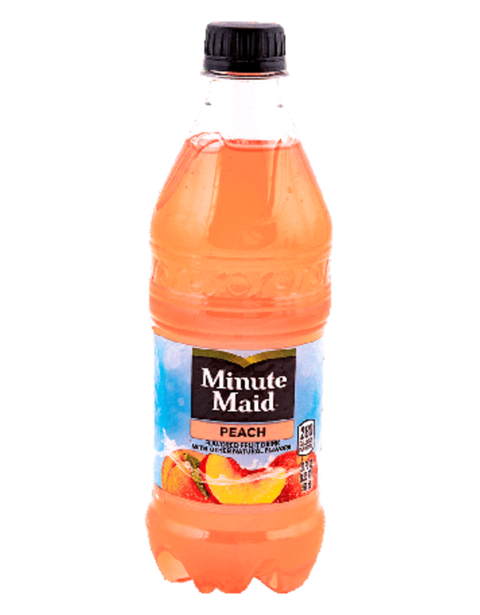 Minute Maid Peach Flavored