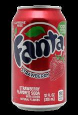 Fanta Strawberry