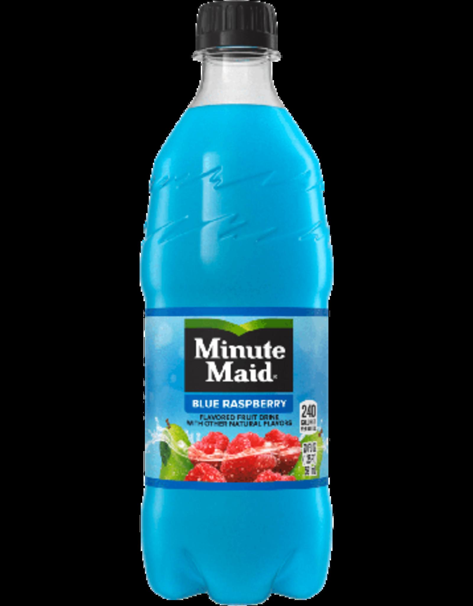 Minute Maid Blue Raspberry