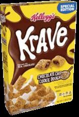 Kellogg's Krave Chocolate Chip Cookie Dough