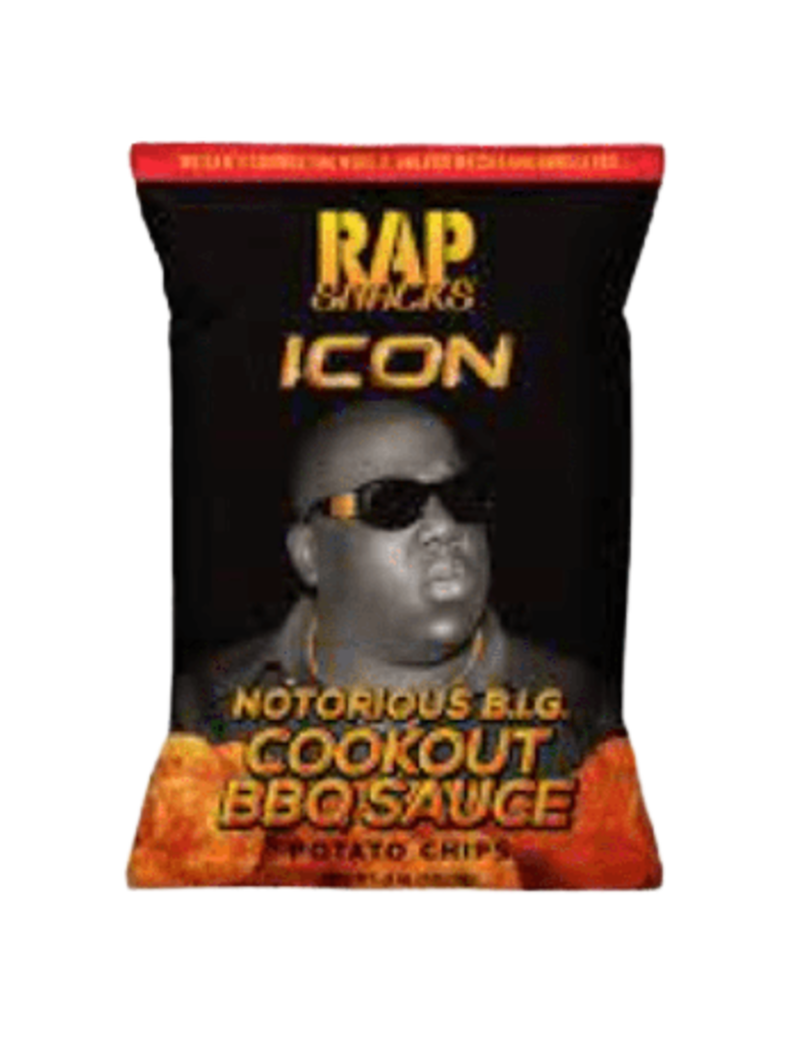 Rap Snacks Cookout BBQ Sauce Chips