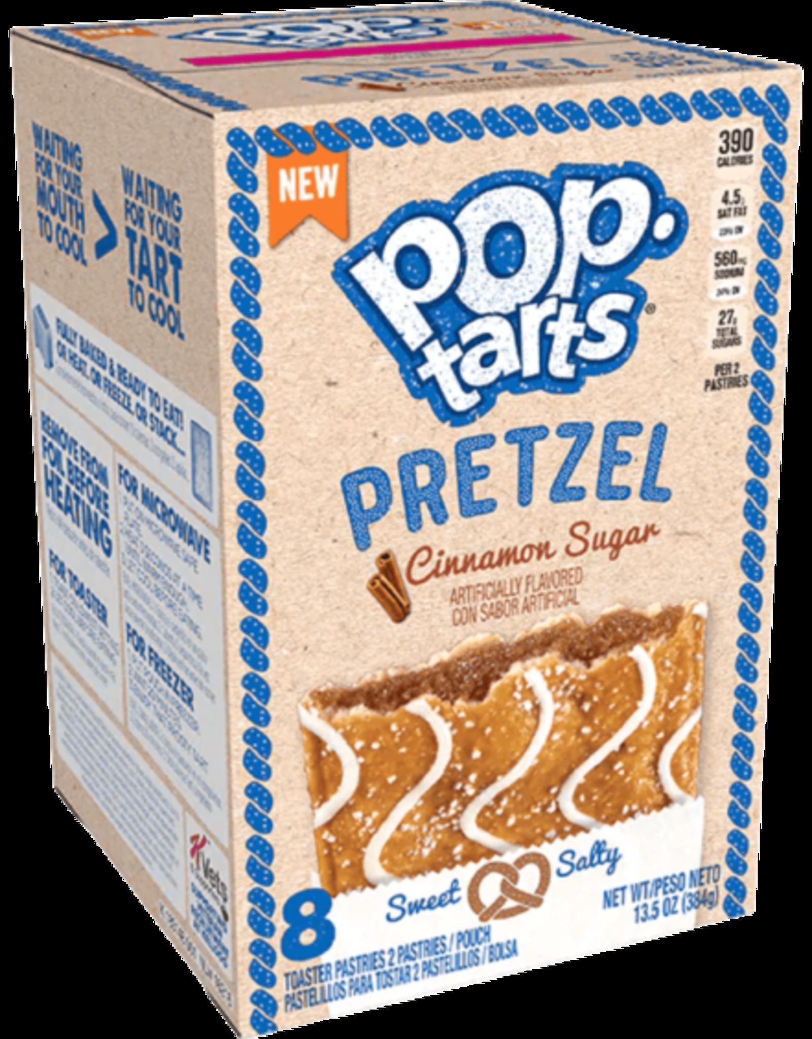 Pop Tarts Pretzel Cinnammon Sugar (PACK DE 2)
