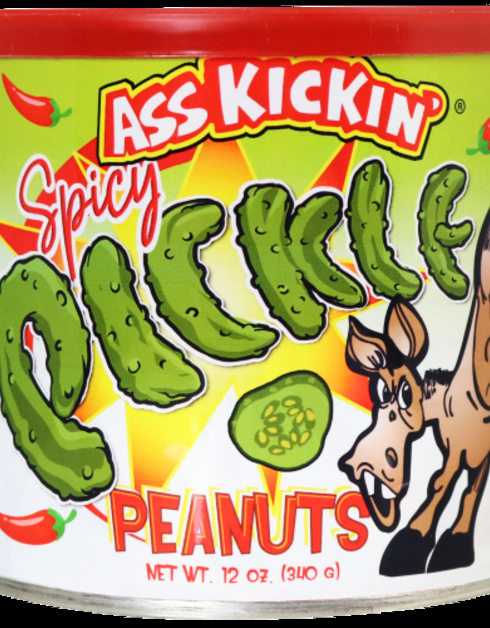Ass kickin Ass Kickin' Spicy Pickle Peanuts