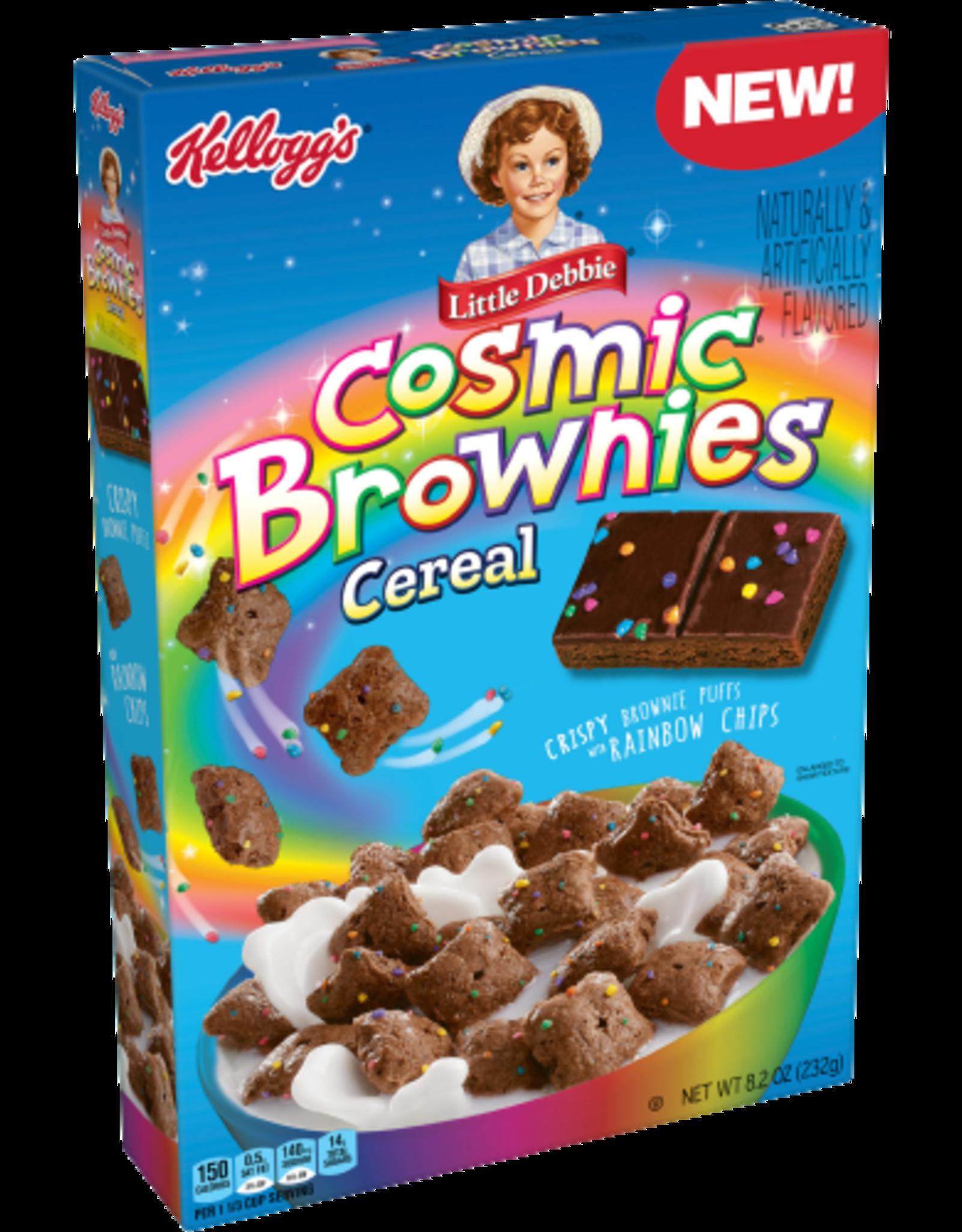 Kellogg's Little Debbie Cosmic Brownie