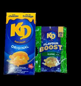 KD Jalapeños Boost