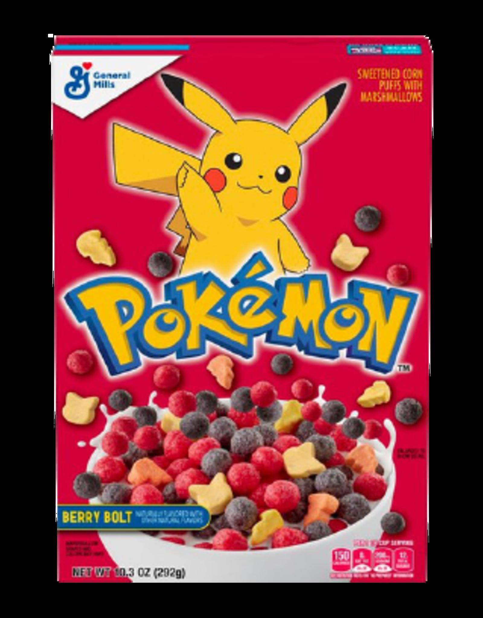 Pokémon Berry Bolt
