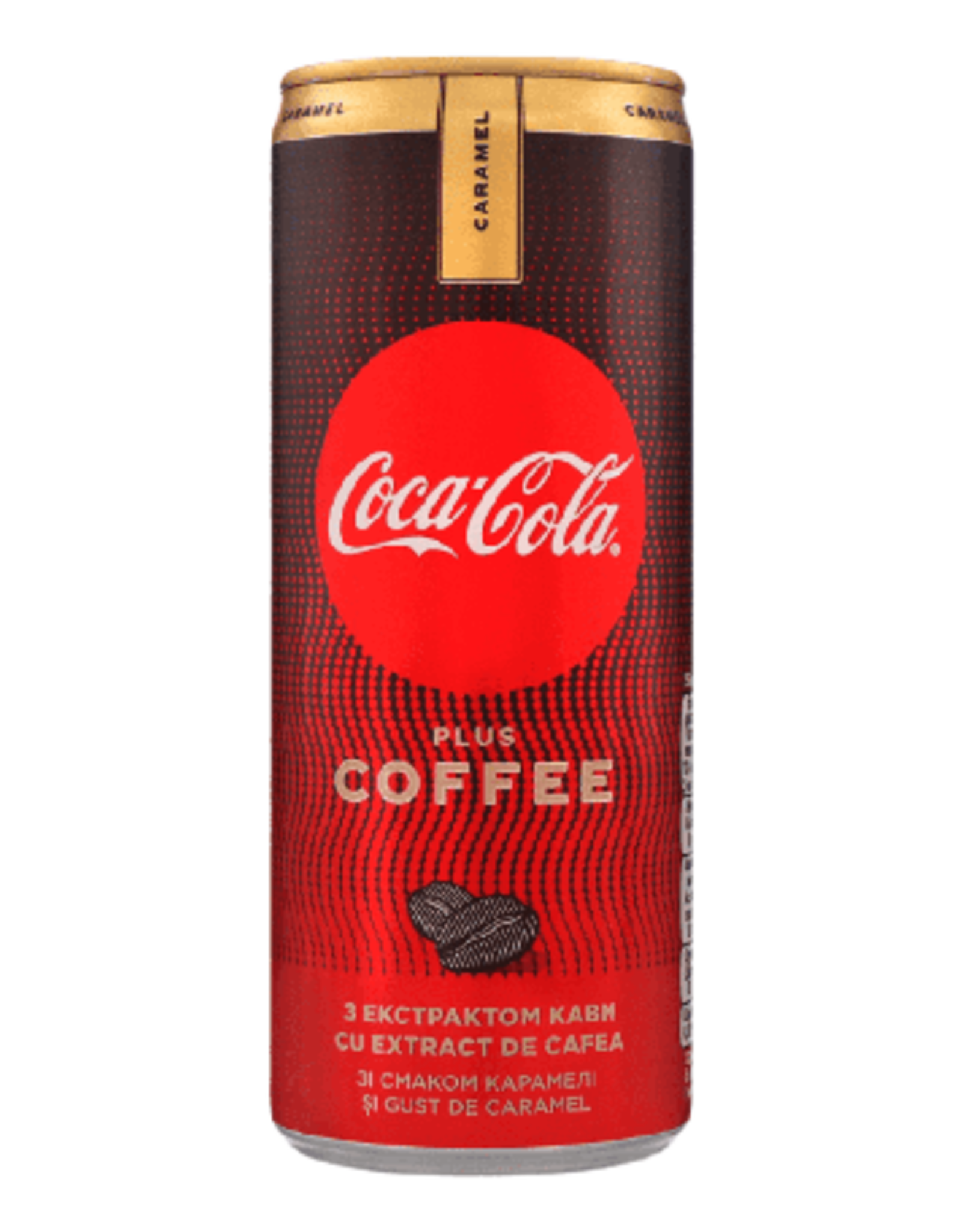 Coca Cola Caramel With Coffee